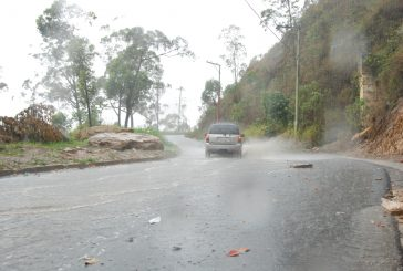 Asfaltan la vialidad del Barrio Ayacucho
