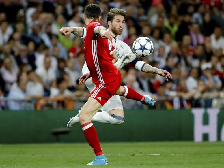 Así gana el Madrid y pasa a Semifinales de la UCL