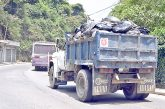 Es constante la recolección de basura en Carrizal