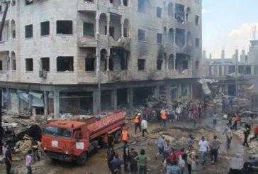 Bombardeos en Siria deja al menos 20 civiles fallecieron