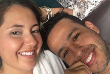 """Esposa de Martín Elías: """"Te amaré por el resto de mi vida"""""""