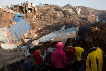 Montaña de basura cae en Sri Lanka y deja 15 muertos