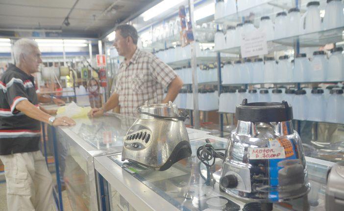 Tequeños optan por reparar electrodomésticos