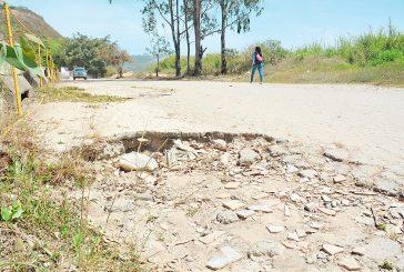 Piden asfaltado en vía hacia La Fragua