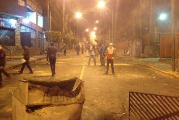 Focos de violencia en la Bolívar