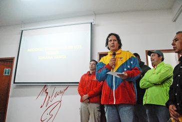 31 detenidos por disturbios en Los Teques