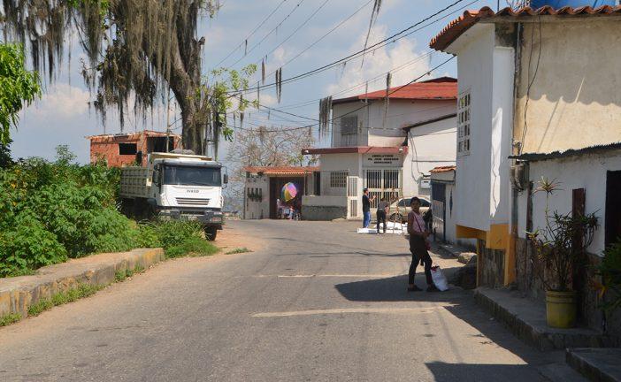 En Guaremal se rigen por la ley del hampa
