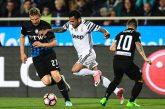 Atalanta le echó un baño de agua fría a la Juventus