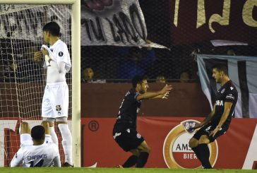 Lanús arrolló 5-0 al Zulia FC en Buenos Aires
