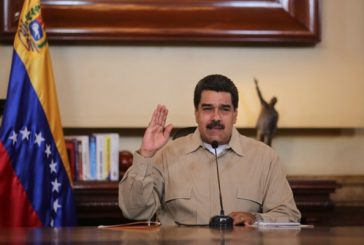 """Maduro: """"Departamento de Estado de EE UU publicó un plan de golpe contra Venezuela"""""""