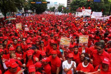 Oficialistas se movilizarán por distintos puntos de Caracas