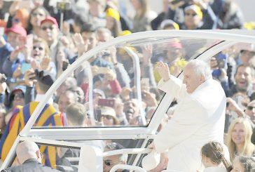 El Papa recibió a la canciller argentina en el Vaticano