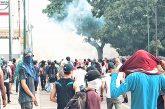 Tres muertos en protestas