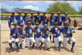 Los Salias subcampeón  del Concentrado de Beisbol