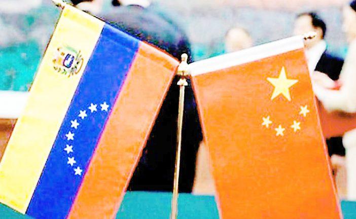 China apuesta a que los venezolanos logren su estabilidad
