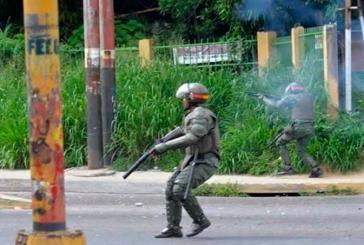 Destituidos 30 GNB por hechos violentos en la Universidad de Carabobo