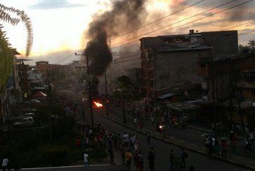Colombia: toque de queda en Buenaventura tras disturbios