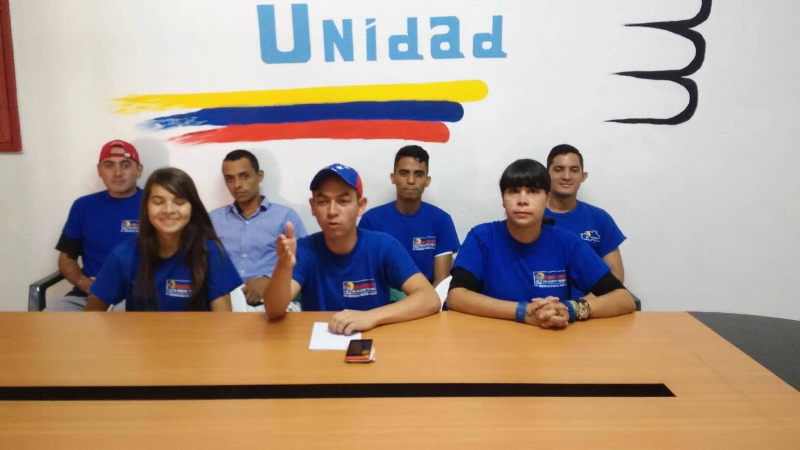 Juventud de Un Nuevo Tiempo Guaicaipuro condena los saqueos ocurridos en Los Teques