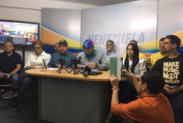 Oposición marchará hasta el despacho de Elías Jaua este 8M
