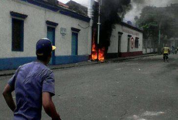 Dos fallecidos durante protestas de la oposición en Táchira