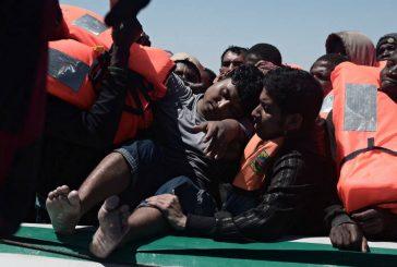 Auxilian a unos 4.400 migrantes en dos días en el Mediterráneo