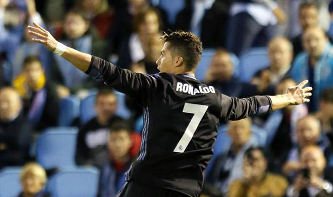 Cristiano Ronaldo está en su mejor cierre de campaña