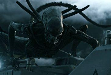 """""""Alien: Covenant"""" desplaza """"Guardianes de la galaxia"""" de la taquilla"""