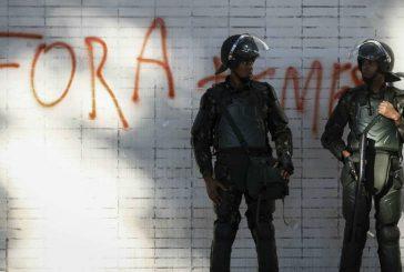 """ONU y CIDH condenan """"uso excesivo de la fuerza"""" durante protestas en Brasil"""