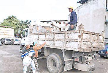 Divulgan descuentos sobre el servicio de aseo en Los Salias