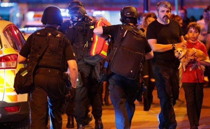 Policía confirma varios muertos y heridos tras dos explosiones en concierto en Mánchester
