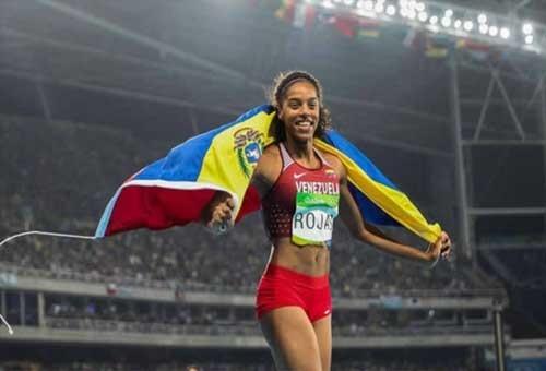 Yulimar Rojas obtuvo el primer lugar en la Isla de Guadalupe