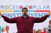 Maduro: La Constituyente es para hacer la revolución más democrática