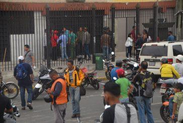 Privativa de libertad para 12 involucrados en vandalismo