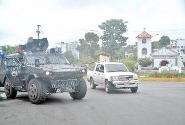 70 heridos es el saldo de las manifestaciones en Los Salias