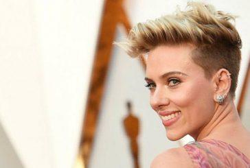 Scarlett Johansson encontró un nuevo amor