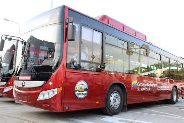 Metro de Caracas mantiene suspendidas 14 rutas de Metrobús