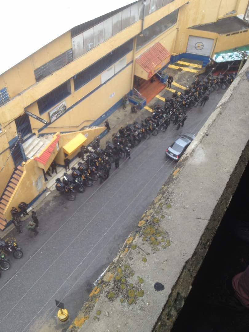 Muere Diego Arellano tras fuertes enfrentamientos en San Antonio de Los Altos