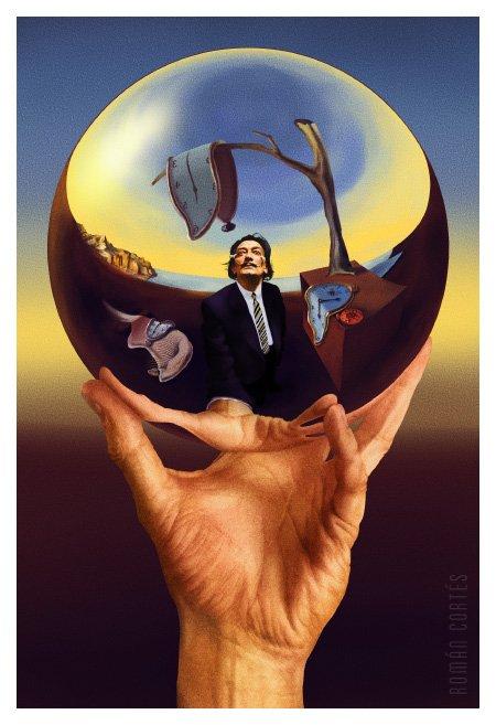 Salvador Dalí, el padre del surrealismo, cumple 113 años de su nacimiento