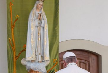 Papa Francisco llega a Portugal para participar en el centenario de las apariciones