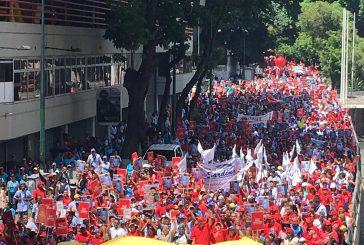 Oficialistas marchan hasta Miraflores este sábado