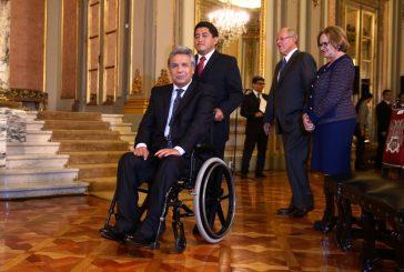 Lenín Moreno es investido hoy como Presidente de Ecuador
