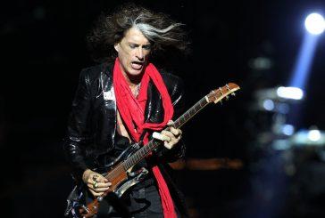 Aerosmith sigue con su gira tras ataque en Manchester
