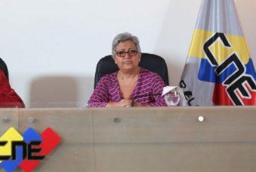 CNE convoca a elecciones de la ANC para julio y regionales para el 10-D