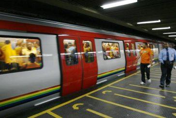 Cerradas estaciones del Metro de Caracas