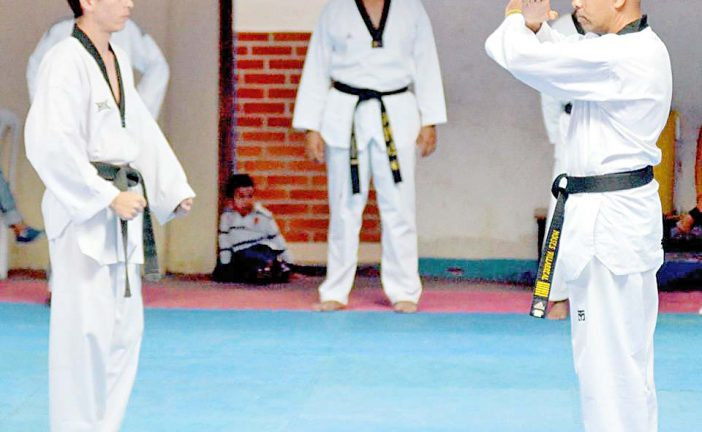 Culminó Seminario Nacional de Arbitraje de Taekwondo