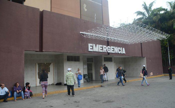 Emergencia del HVS  sin insumos