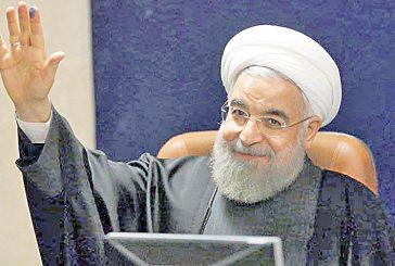 Hasan Rohaní reelecto presidente de Irán