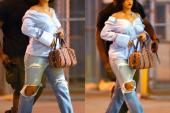 Rihanna ¿Gorda o embarazada?