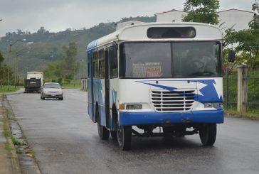 5 unidades de transporte funcionan en El Solar de La Quinta