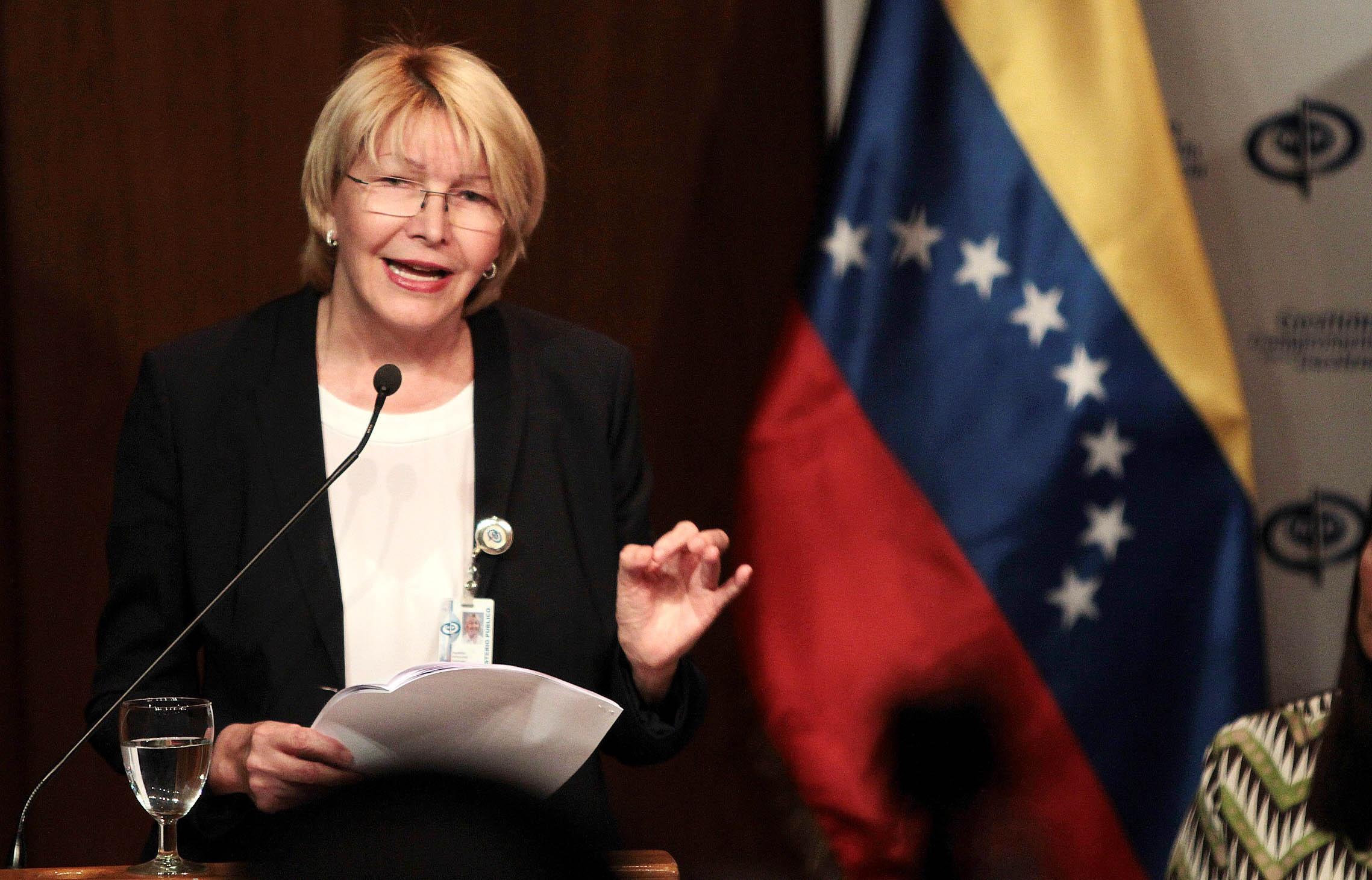 Fiscal Luisa Ortega Díaz: Constituyente solo agravará la crisis de Venezuela